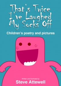 That's Twice I've Laughed My Socks Off book cover